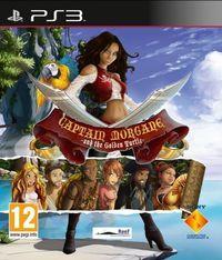 Portada oficial de Captain Morgane and the Golden Turtle para PS3
