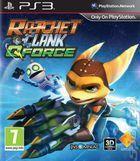 Portada oficial de de Ratchet & Clank: QForce para PS3