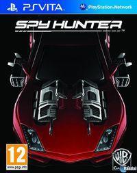 Portada oficial de Spy Hunter para PSVITA