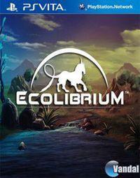 Portada oficial de Ecolibrium PSN para PSVITA