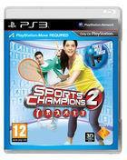 Portada oficial de de Sports Champions 2 para PS3