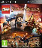 Portada oficial de de LEGO El Señor de los Anillos para PS3