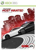 Portada oficial de de Need for Speed: Most Wanted para Xbox 360