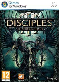 Portada oficial de Disciples III: Resurrection para PC