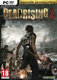 Portada oficial de Dead Rising 3 Apocalypse Edition para PC