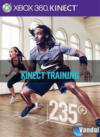 Portada oficial de Nike+ Kinect Training para Xbox 360
