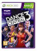 Portada oficial de de Dance Central 3 para Xbox 360