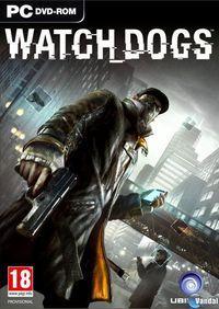 Portada oficial de Watch Dogs para PC