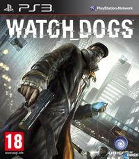 Portada oficial de Watch Dogs para PS3