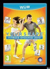 Portada oficial de Your Shape: Fitness Evolved 2013 para Wii U