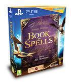Portada oficial de de Wonderbook: El Libro de los Hechizos para PS3