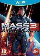 Portada oficial de de Mass Effect 3 Edición Especial para Wii U
