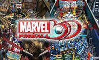 Portada oficial de Marvel Pinball 3D eShop para Nintendo 3DS
