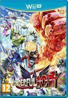 Portada oficial de de The Wonderful 101 para Wii U