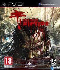 Portada oficial de Dead Island: Riptide para PS3