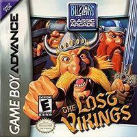 Portada oficial de The Lost Vikings para Game Boy Advance