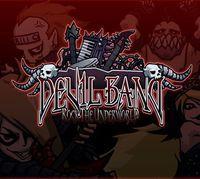 Portada oficial de Devil Band - Rock the Underworld DSiW para NDS