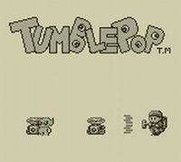 Portada oficial de Tumble Pop CV para Nintendo 3DS