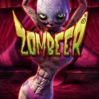 Portada oficial de Zombeer PSN para PS3