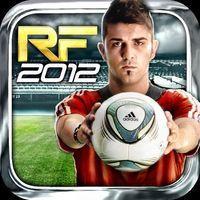 Portada oficial de Real Football 2012 para iPhone