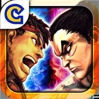Portada oficial de Street Fighter x Tekken Móvil para iPhone