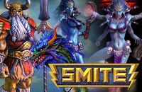 Portada oficial de Smite para PC