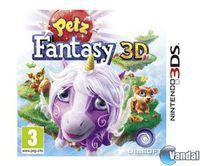 Portada oficial de Petz Fantasy 3D para Nintendo 3DS