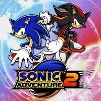 Portada oficial de Sonic Adventure 2 HD PSN para PS3