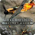 Portada oficial de de Air Conflicts: Secret Wars PSN para PS3
