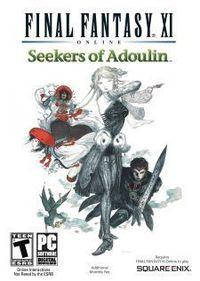 Portada oficial de Final Fantasy XI: Seekers of Adoulin para PC