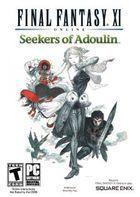 Portada oficial de de Final Fantasy XI: Seekers of Adoulin para PC