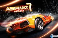 Portada oficial de Asphalt 7: Heat para iPhone