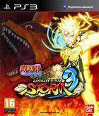 Portada oficial de de Naruto Shippuden: Ultimate Ninja Storm 3 para PS3