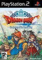 Portada oficial de de Dragon Quest: El Periplo del Rey Maldito para PS2