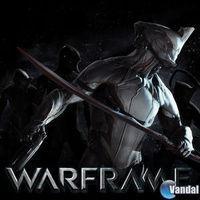 Portada oficial de Warframe para PC