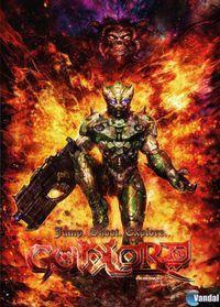 Portada oficial de GunLord para Dreamcast