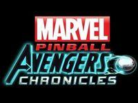 Portada oficial de Marvel Pinball Avengers Chronicles PSN para PS3