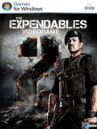 Portada oficial de The Expendables 2 Videogame para PC