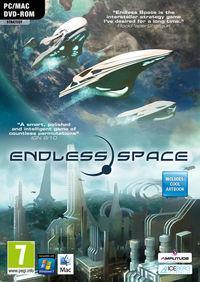 Portada oficial de Endless Space para PC