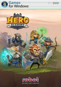 Portada oficial de Hero Academy para PC