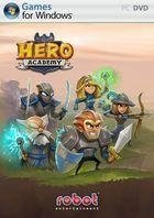Portada oficial de de Hero Academy para PC
