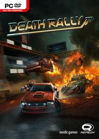 Portada oficial de Death Rally (2012) para PC