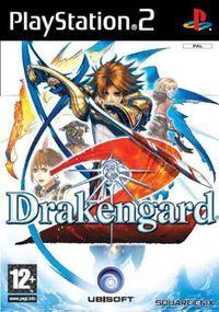 Portada oficial de Drakengard para PS2