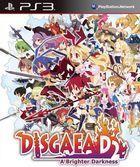Portada oficial de de Disgaea Dimension 2: A Brighter Darkness para PS3