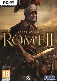 Portada oficial de Total War: Rome II para PC