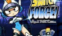 Portada oficial de Mighty Switch Force! Hyper Drive Edition eShop para Wii U