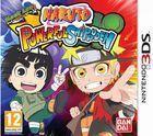 Portada oficial de de Naruto: Powerful Shippuden para Nintendo 3DS