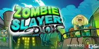 Portada oficial de Zombie Slayer Diox eShop para Nintendo 3DS