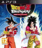 Portada oficial de de Dragon Ball Z Budokai HD Collection para PS3