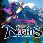 Portada oficial de de NiGHTS into Dreams HD PSN para PS3